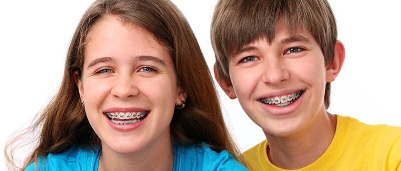 Giai đoạn niềng răng thẩm mỹ cho trẻ - Nha Khoa MEDIKA