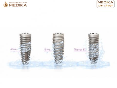 Implant Thụy Sĩ / Nobel Biocare cao cấp