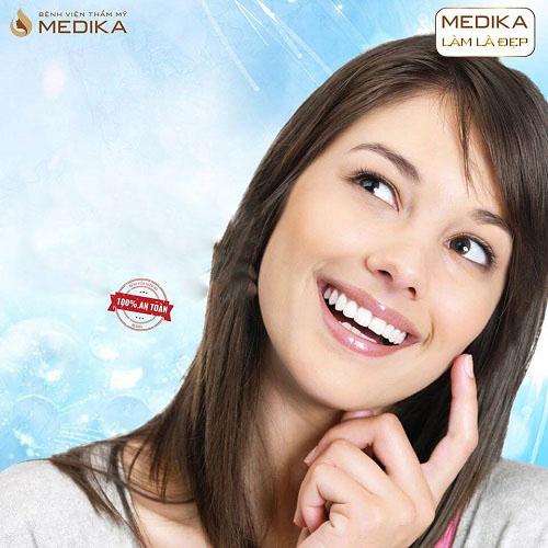 Tẩy trắng răng toàn diện Nha Khoa MEDIKA