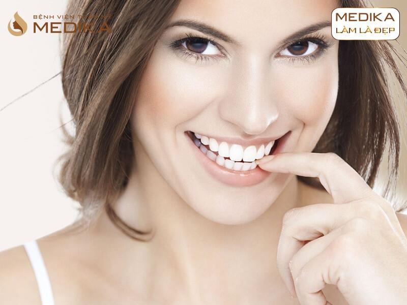 Bọc răng sứ thẩm mỹ toàn hàm có tốt không? Ở nha khoa MEDIKA