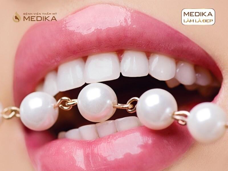 Khi nào bọc sứ thẩm mỹ phải chữa tủy răng ở nha khoa MEDIKA