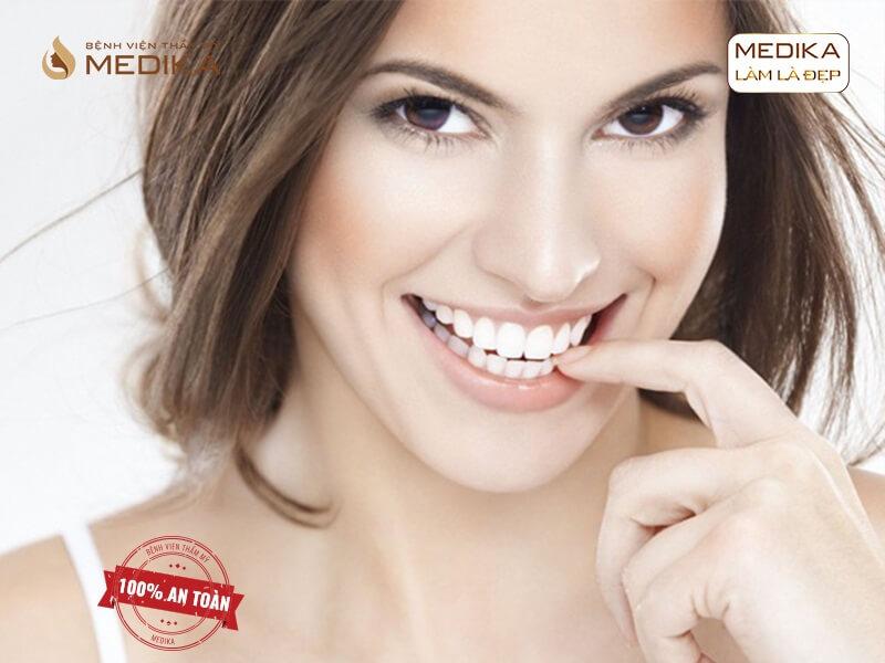 Những thực phẩm nên kiêng sau khi tẩy trắng răng bằng Laser ở nha khoa MEDIKA